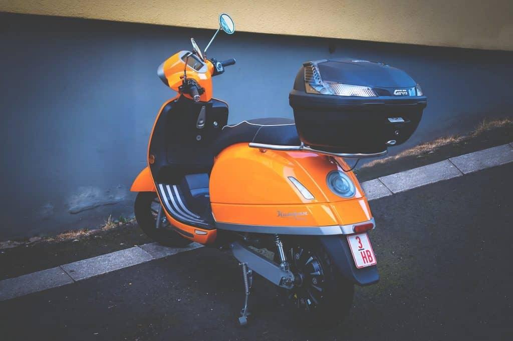 אופנוע חדש